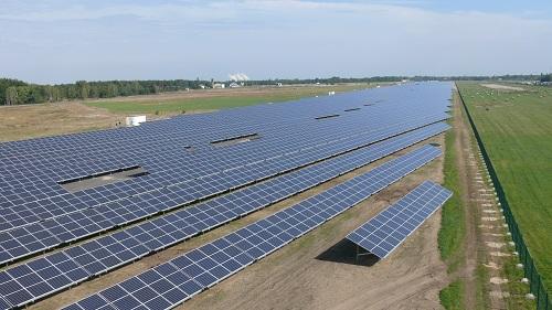 BKO nature power GmbH - Solarpark TIP in Chemnitz