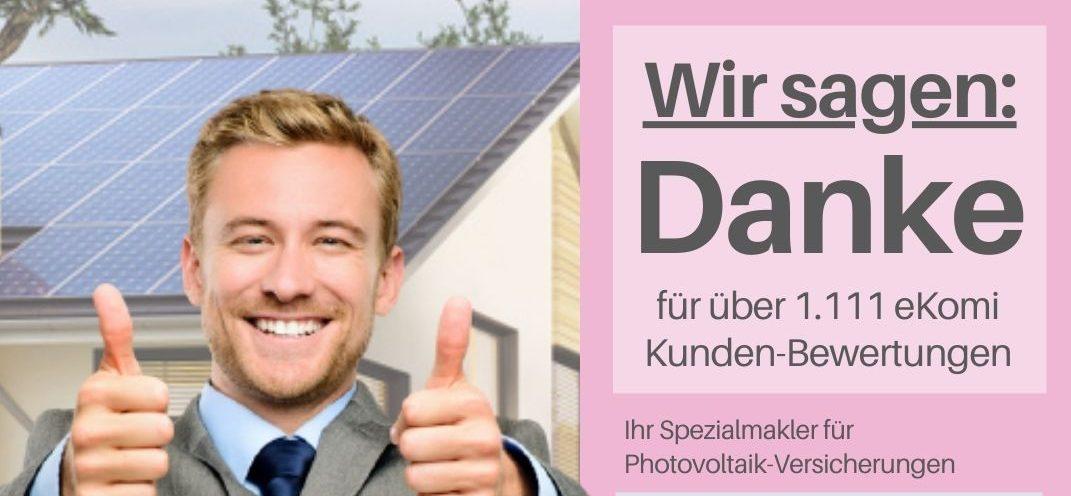 ekomi Goldsiegel-Auszeichnung für rosa-photovoltaik.de