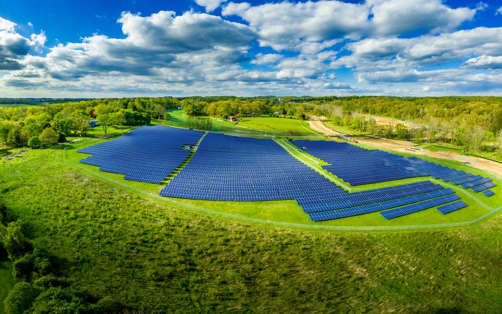Niedersachsen erleichtert den Bau von Solarparks auf Freiflächen